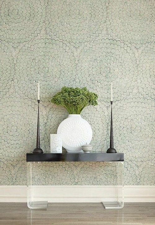 Interessante Muster und dezente Farben machen den besonderen Zimmerlook aus