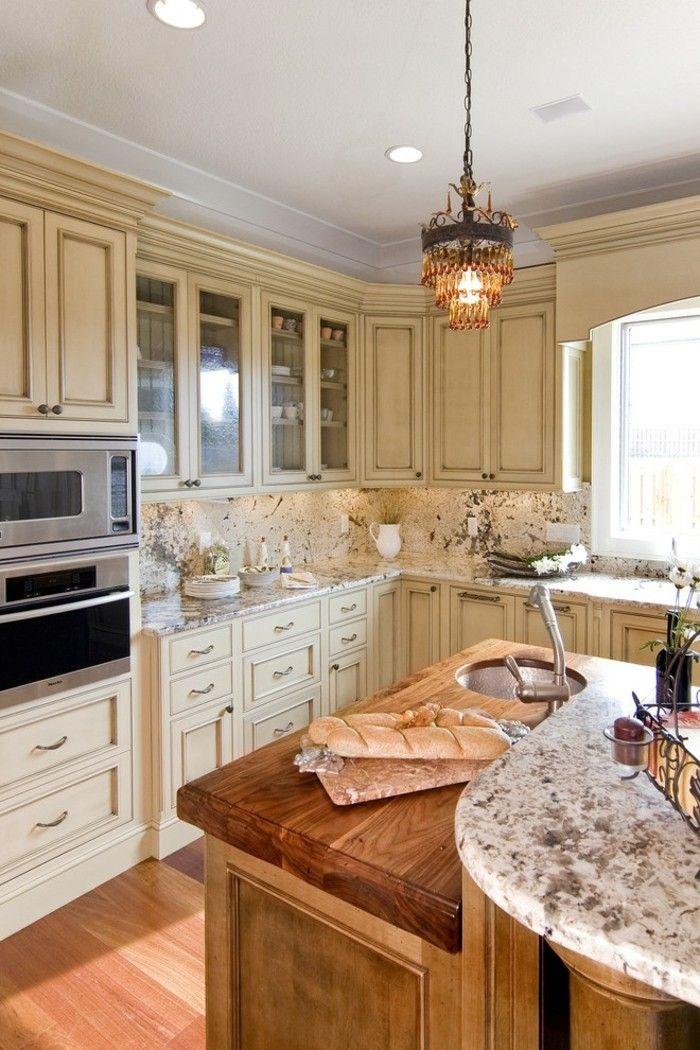 Küchenrückwand aus Granit