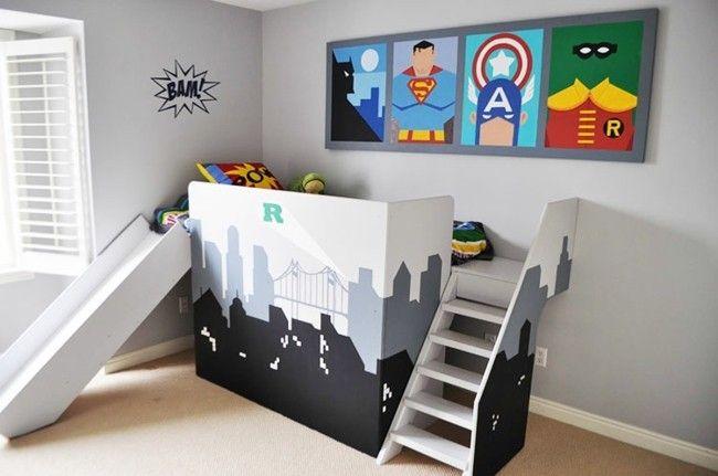 30 Wunderbare Ideen Fürs Kinderzimmer - Trendomat.Com