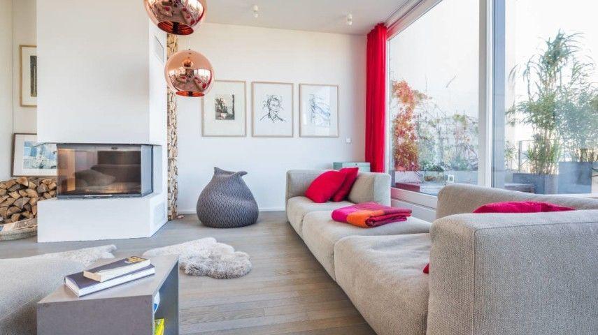 Klassische Ideen für die Verwandlung der Wohnzimmereinrichtung ...