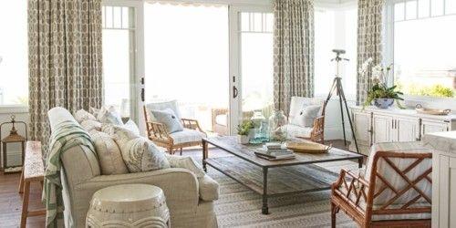 Klassische Wohnzimmergestaltung helle Farbtöne