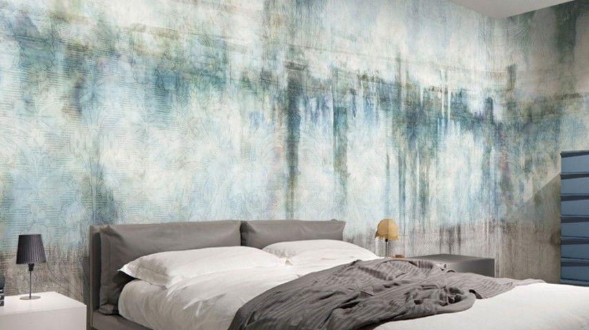 Kreative Wandgestaltung: Tapeten In Topaktuellen Designs