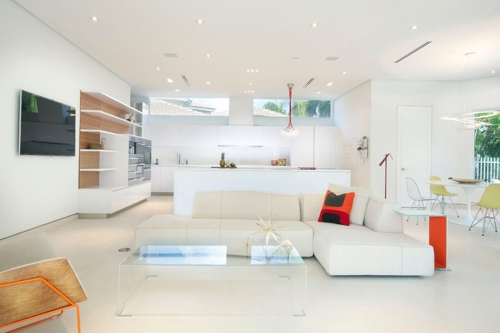 Luxus Wohnzimmer mit Ideen für Wandgestaltung
