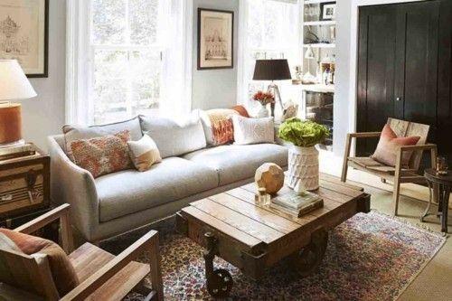 Möbel Accessoires weicher Teppich Farbe Winterfarbtöne