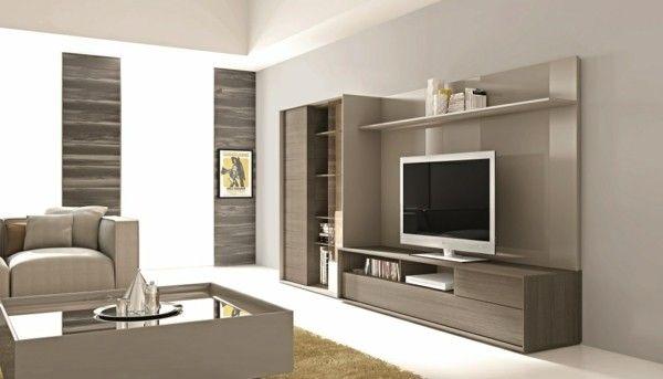 Massivholz Wohnzimmer Mobel Set