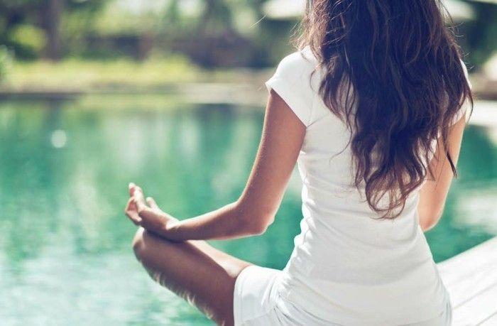 Meditation interessantes Hobby Freizeit sinnvoll - erfüllen