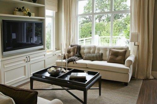 Moderne Farben für Wohnzimmer