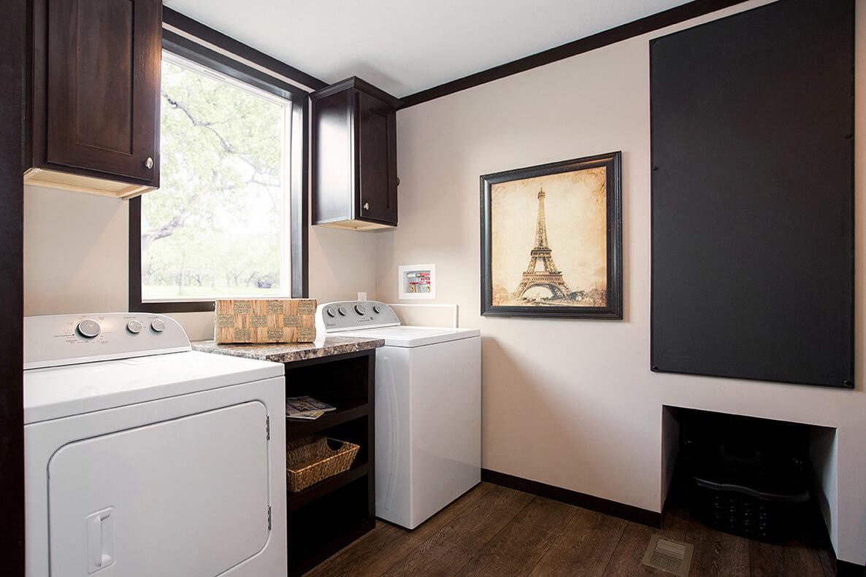 Moderne waschk che ist die praktische waschk cheneinrichtung traum oder wirklichkeit - Waschkuche mobel ...