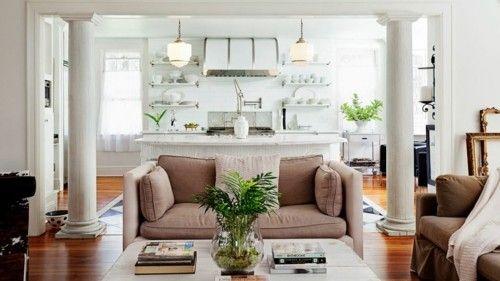 Moderne Wohnzimmer Einrichtung