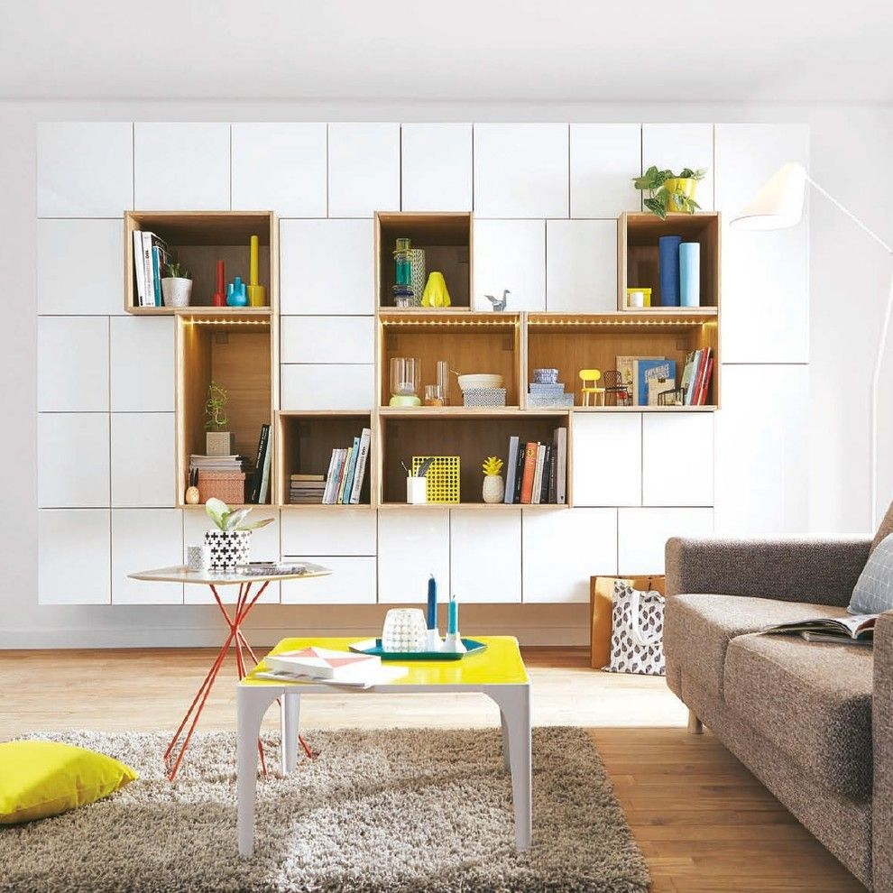 Modernes Wohnzimmer Ideen Auf Modern