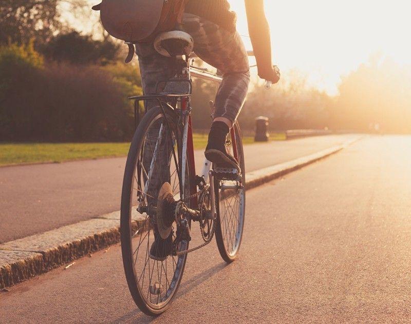 Radfahren Lieblingsbeschäftigung 2017 für alle Stier-Geborenen
