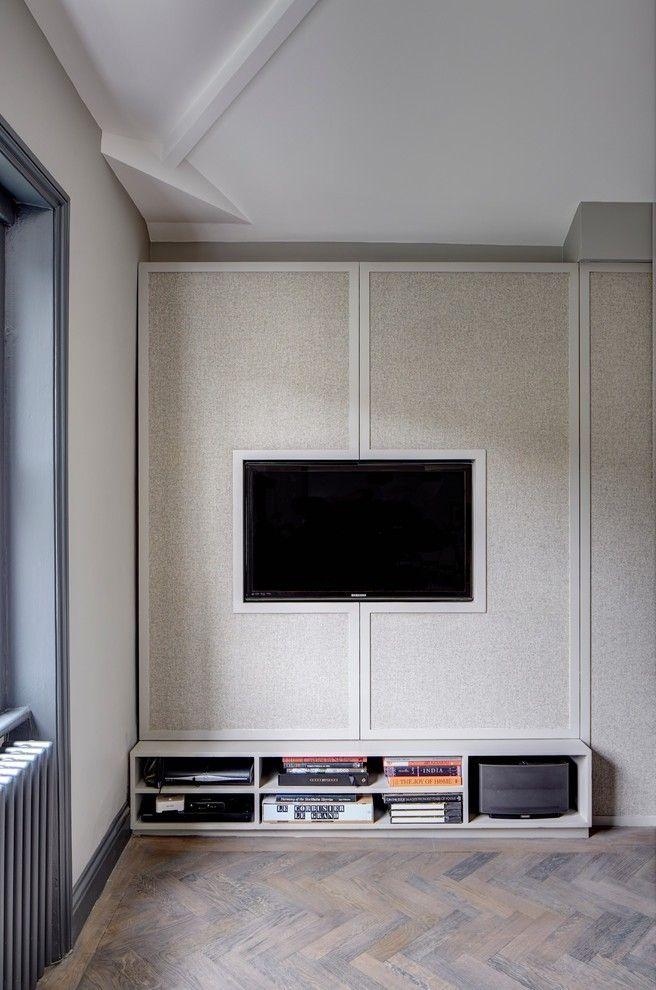 Regalschrank Schranktüren elegantes und schlichtes Design
