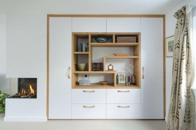 clevere ideen f r wohnzimmerregale. Black Bedroom Furniture Sets. Home Design Ideas