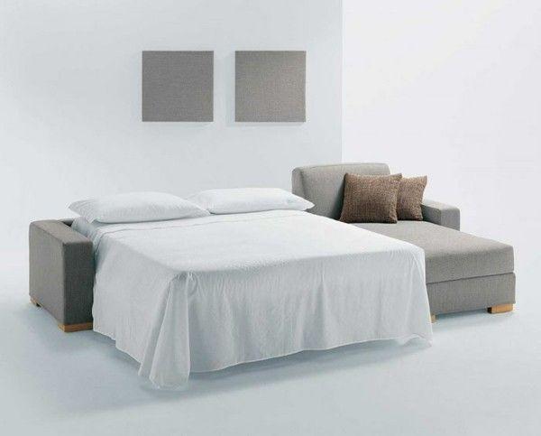 Sofa Bett modernes Design