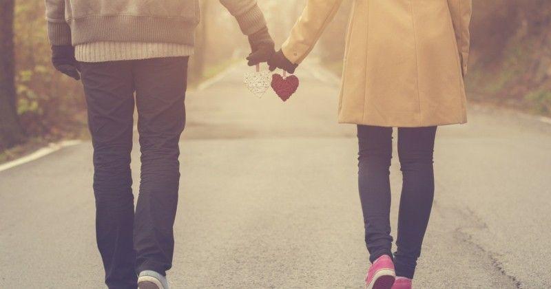 Verliebte Paare eine Hochzeit planen die Geburt eines kleinen Schatzes miterleben