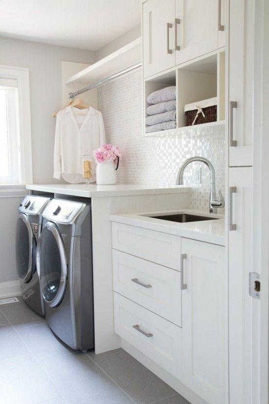 Waschküche-Idee