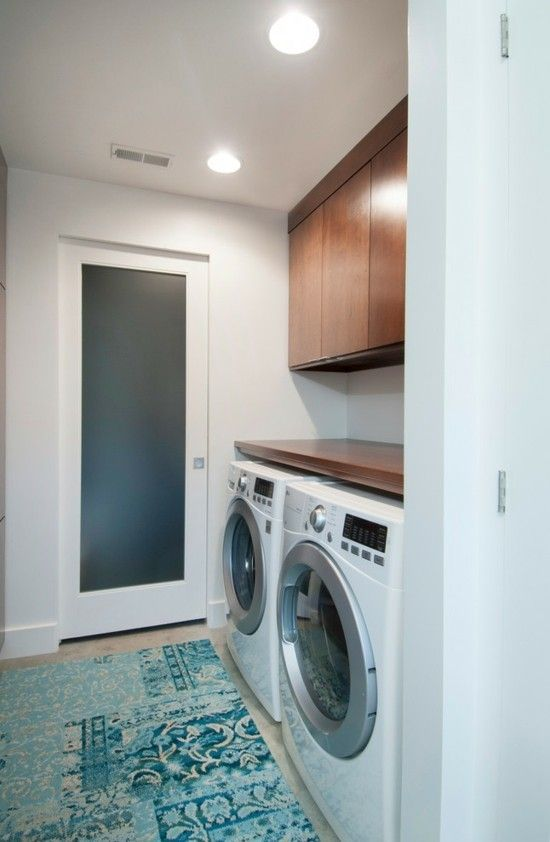 Waschküche einrichten Ideen