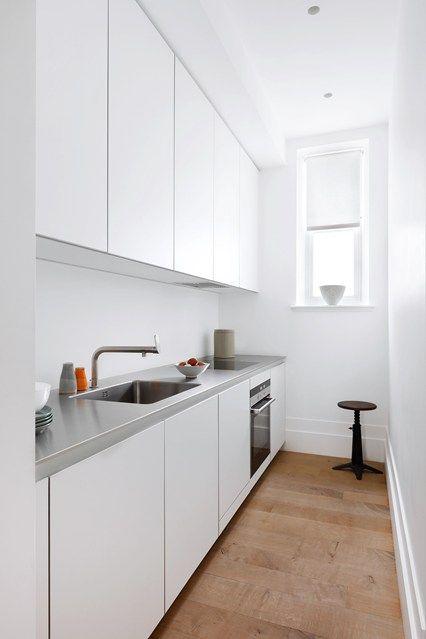 Weiße Küchen im Trend