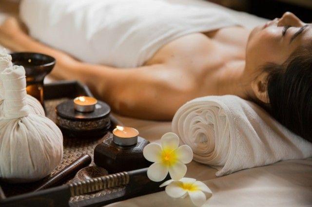 Widder Gesundheits-Horoskop Relax Wellness- und Beauty-Zentrum besuchen meditieren - sich vom täglichen Stress befreien