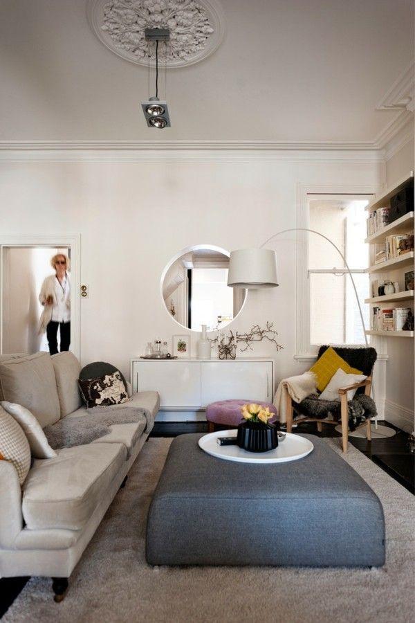 Wohnzimmerlampen modernes Design