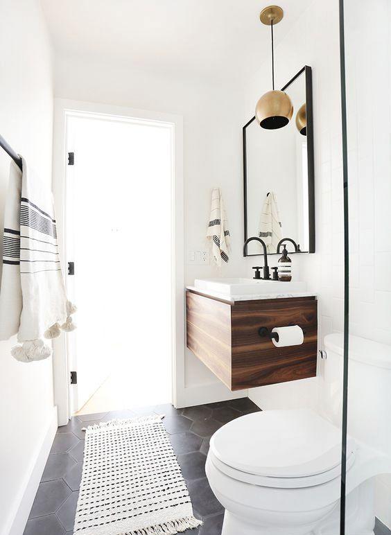 badezimmer-weiss-design-ideen-kleines-bad