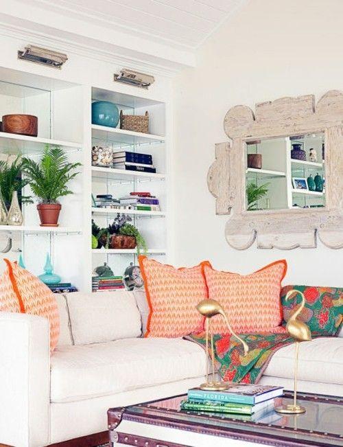 einrichtungsideen wohnzimmer wohnzimmermöbel holz couchtisch