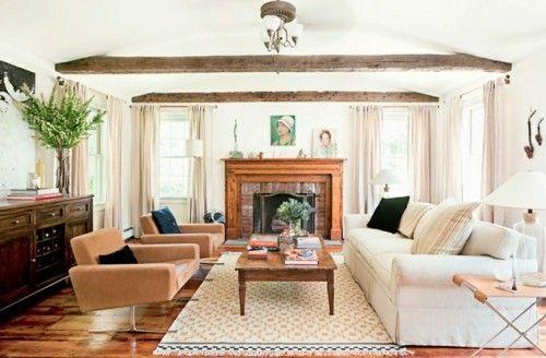 elegante Wohnzimmereinrichtung