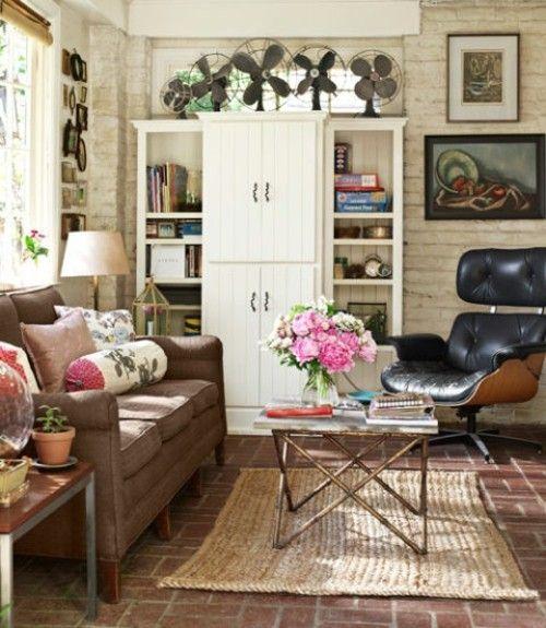 innendesign eklektischer stil wohnzimmer einrichten ideen