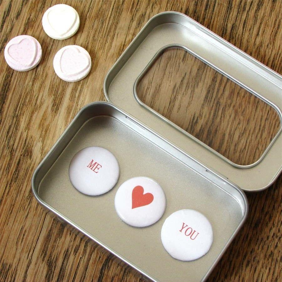 interessante Geschenkidee Valentinstag