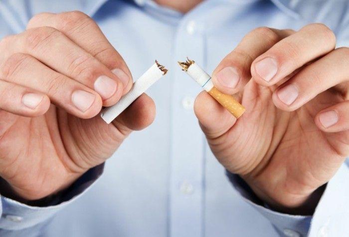 kein Rauchen keine Zigaretten mehr schlechte Gewohnheiten - abbrechen