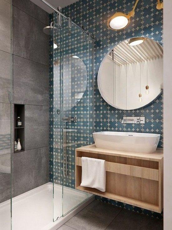 Moderne Badezimmer Fliesen Garantieren Eine Badezimmergestaltung