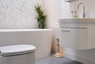 Moderne Badezimmer Fliesen garantieren eine ...