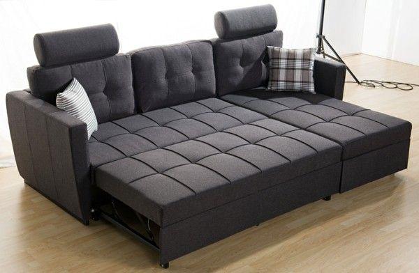 schlafsofa komfort und funktionalit t in einem. Black Bedroom Furniture Sets. Home Design Ideas