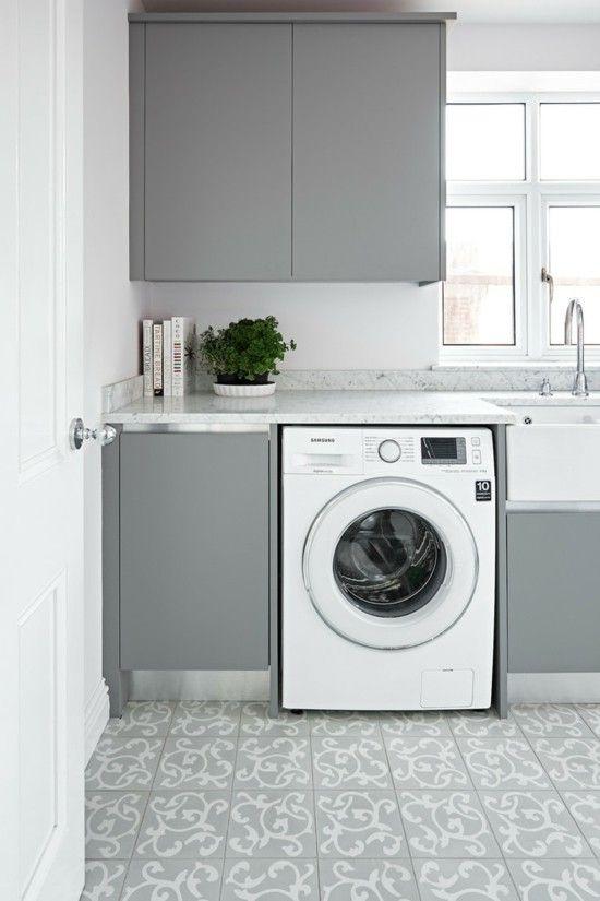 modern Waschküche Ideen