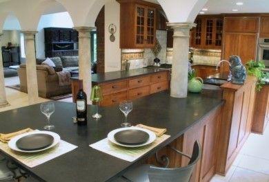 k chenarbeitsplatte aus granit das beste f r ihre k che. Black Bedroom Furniture Sets. Home Design Ideas