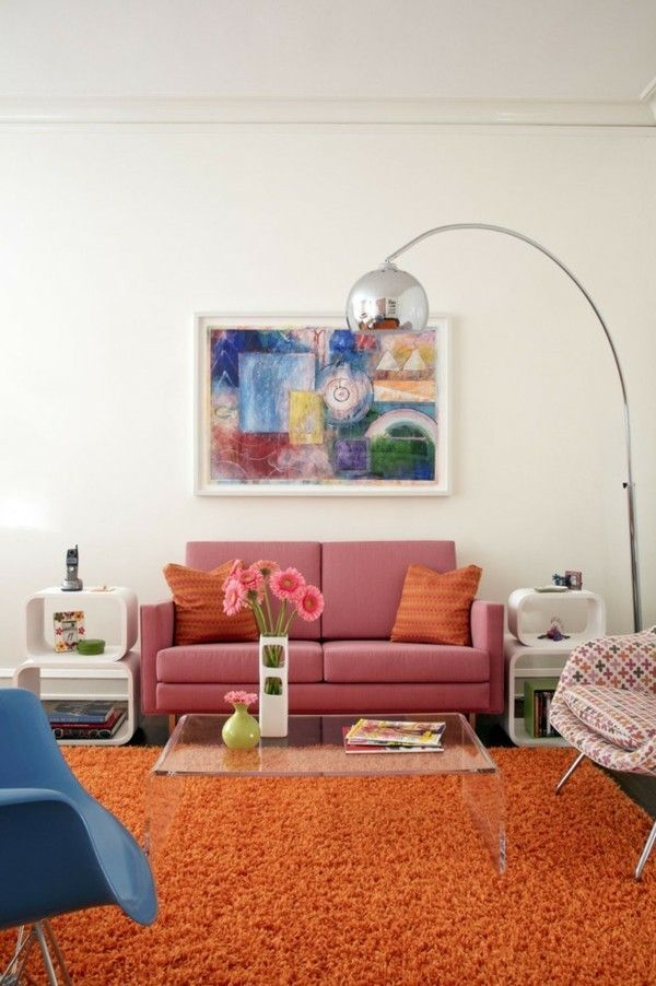 moderne Wohnzimmerlampen Designs