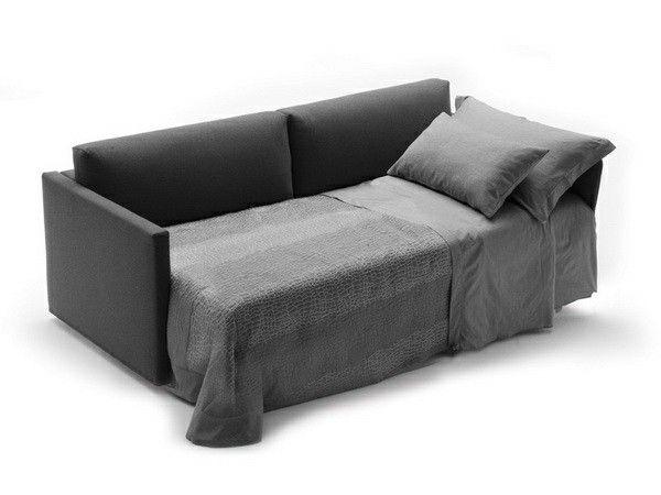 modernes Schlafsofa in Grau