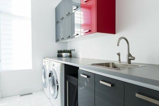 waschkuche einrichten wohnideen – dogmatise, Kuchen dekoo