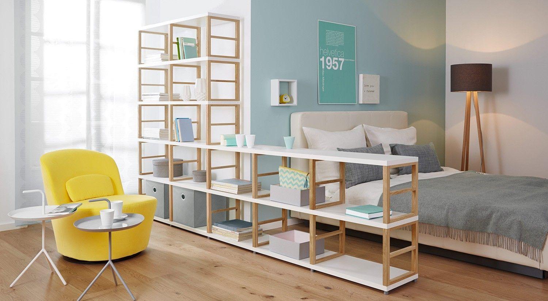 B cherregale mit doppelter funktion diese dienen auch - Doppeltur wohnzimmer ...