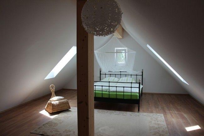 schlafzimmer auf dem dachboden kann äußerst gemütlich und, Schlafzimmer design