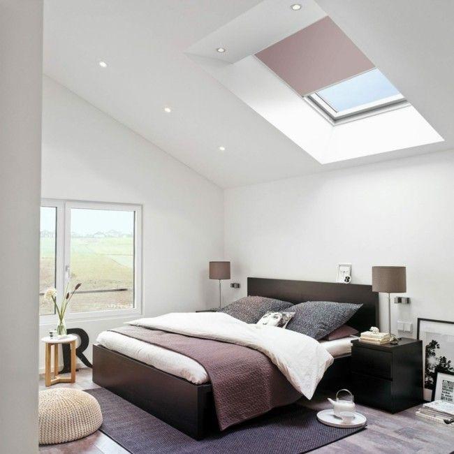Schlafzimmer auf dem dachboden kann u erst gem tlich und for Dachboden schlafzimmer ideen