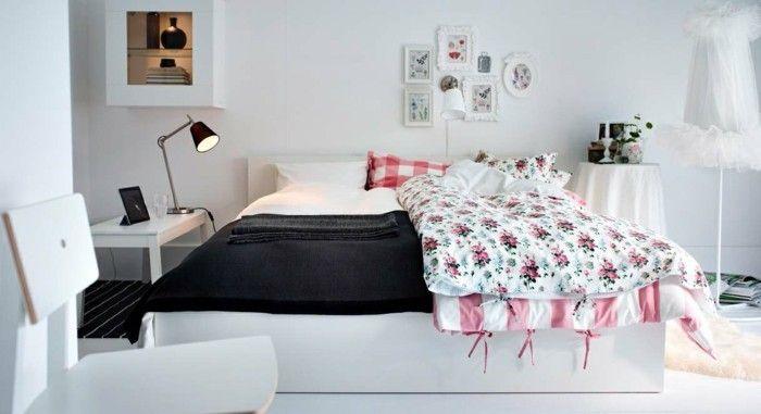 Ikea Schlafbett Schlafkomfort