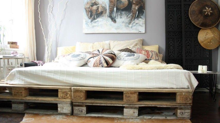Möbel aus Paletten – Tipps und Tricks für alle DIY-Fans - Trendomat.com