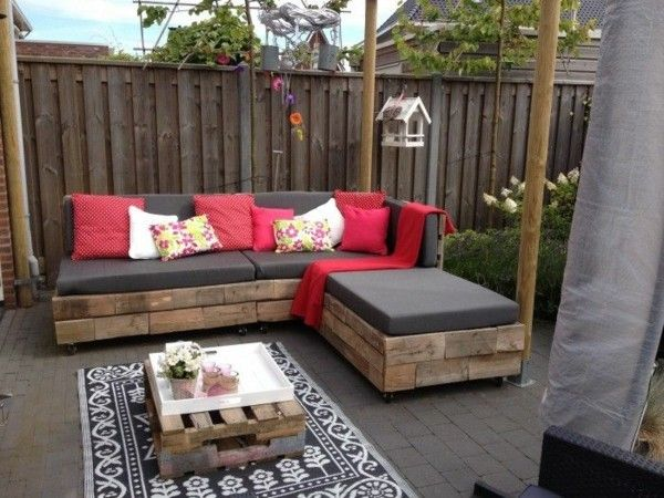 Beautiful Garten Sofa Selber Bauen Photos - Globexusa.us ...