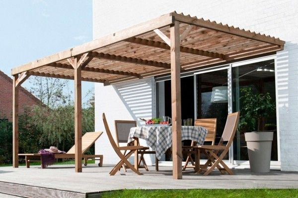 awesome holz f r pergola photos. Black Bedroom Furniture Sets. Home Design Ideas