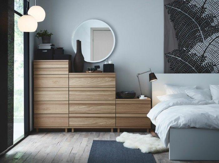 Schlafbett Nachttisch Ikea