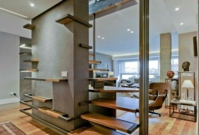 Treppenhaus gestaltungsideen  Modernes Treppendesign - Gestaltungsideen für Ihr Treppenhaus ...