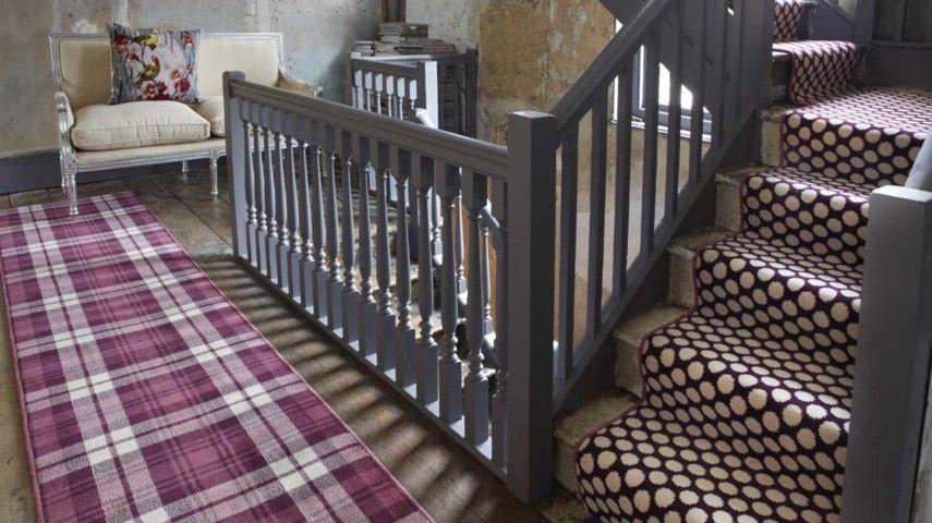 Treppenteppich - Tipps und Tricks der modernen Treppenhausgestaltung ...