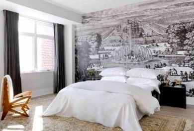 Wanddeko Ideen: Fototapeten, die bezaubern - Trendomat.com