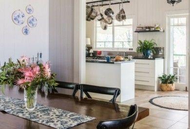 Gemütliches Esszimmer für Ihre Mahlzeiten im Familien- und ...